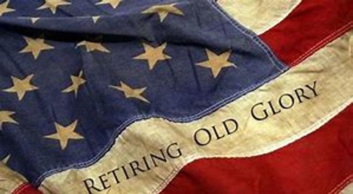 Flag Retirement Image