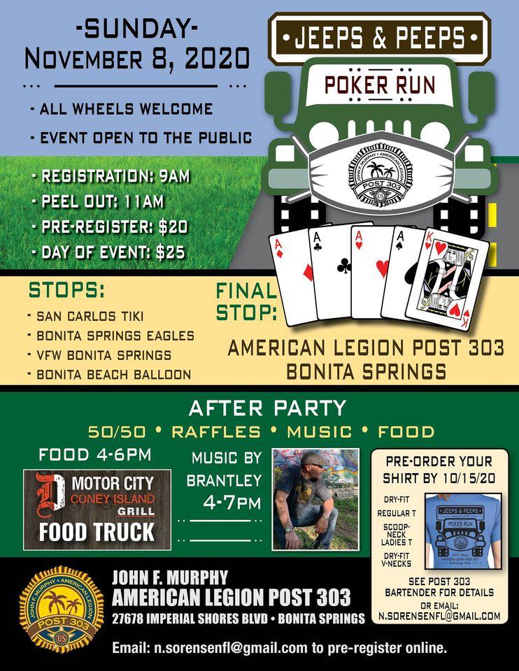 Poker Run Ad