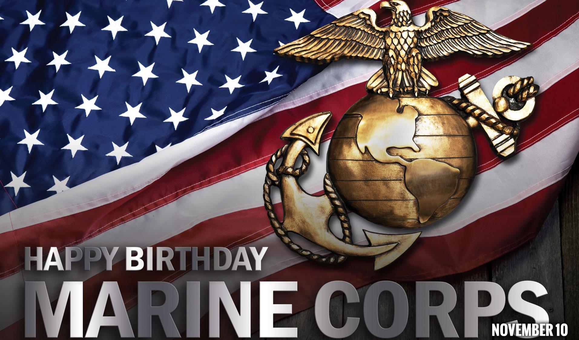 USMC Birthday Image