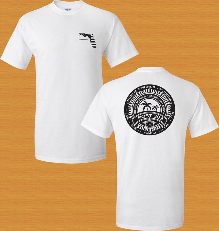 Post 303 t-shirt