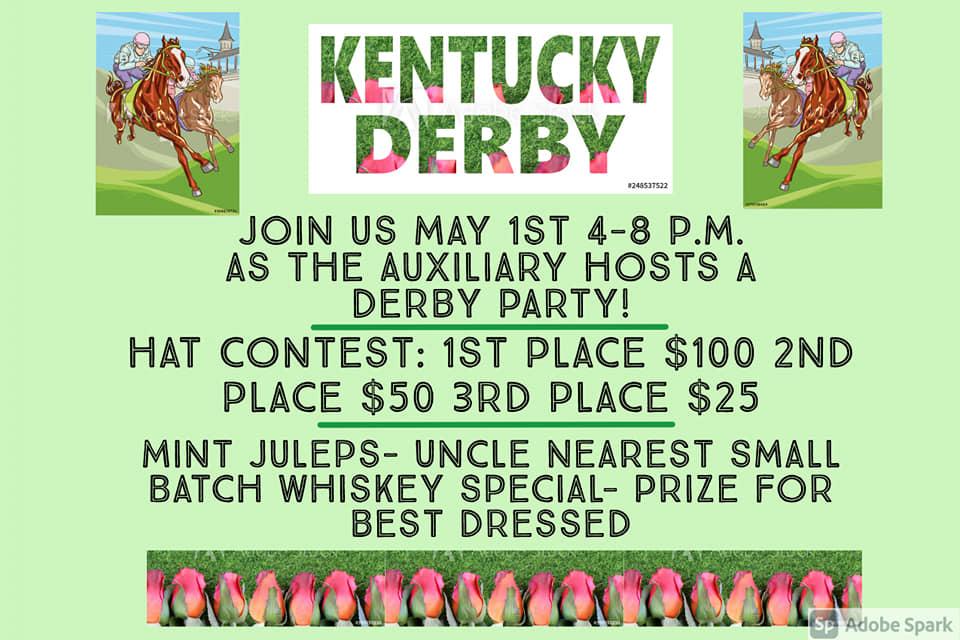 Kentucky Derby Flyer