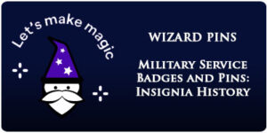 Wizard Pins Button